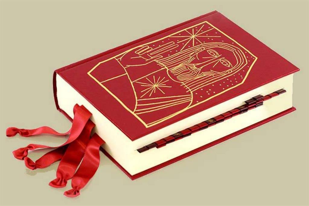 Il volume del nuovo Messale Romano la cui tradizione è stata curata dalla Cei