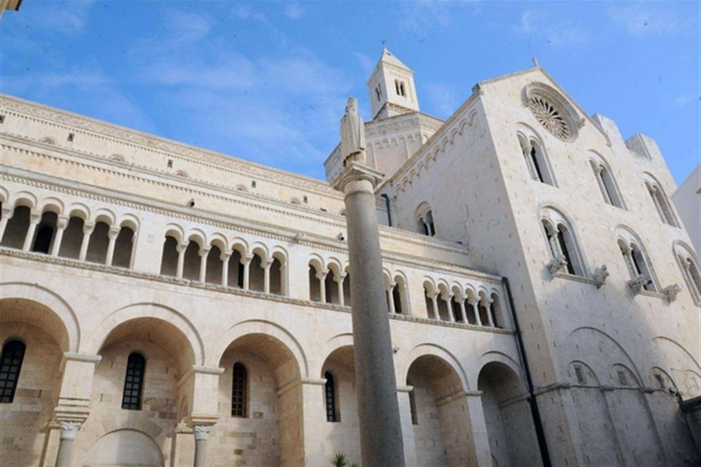 La cattedrale di Bari - Fotogramma