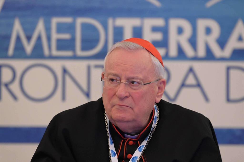 Il cardinale Gualtiero Bassetti, presidente della Cei - Siciliani