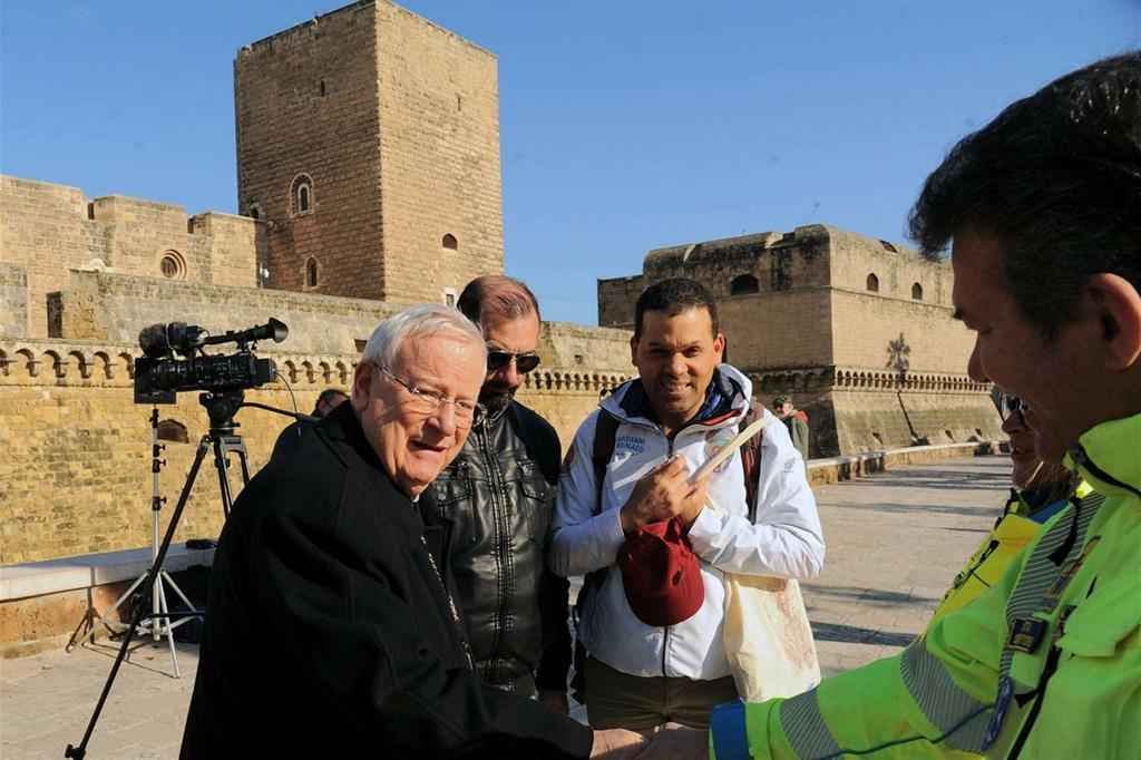 Il cardinale Gualtiero Bassetti - Fotogramma
