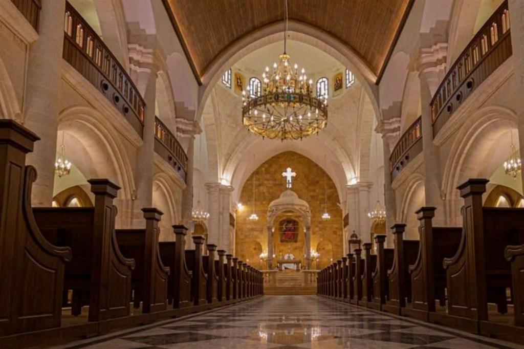 La cattedrale Maronita di Aleppo, in Siria, riaperta dopo 8 anni