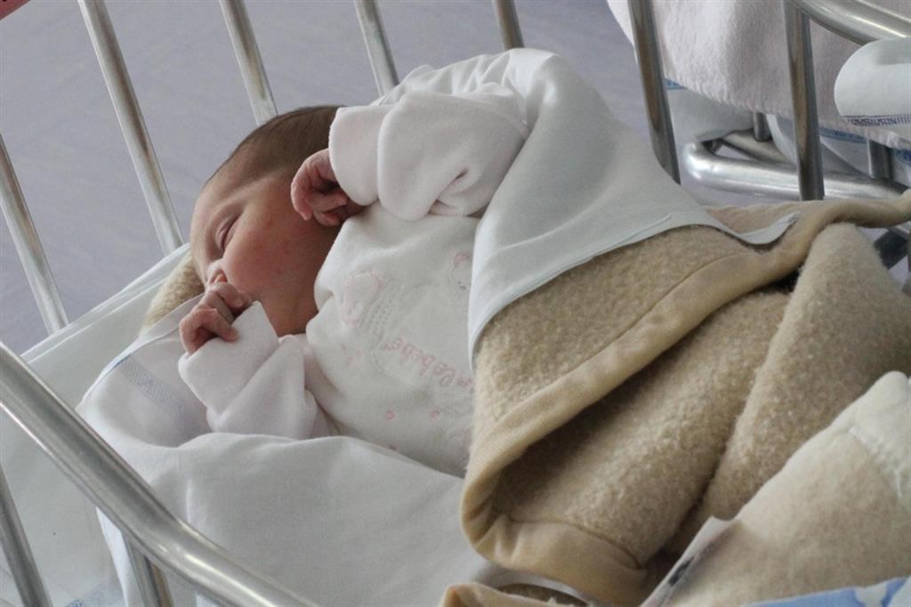 Un neonato