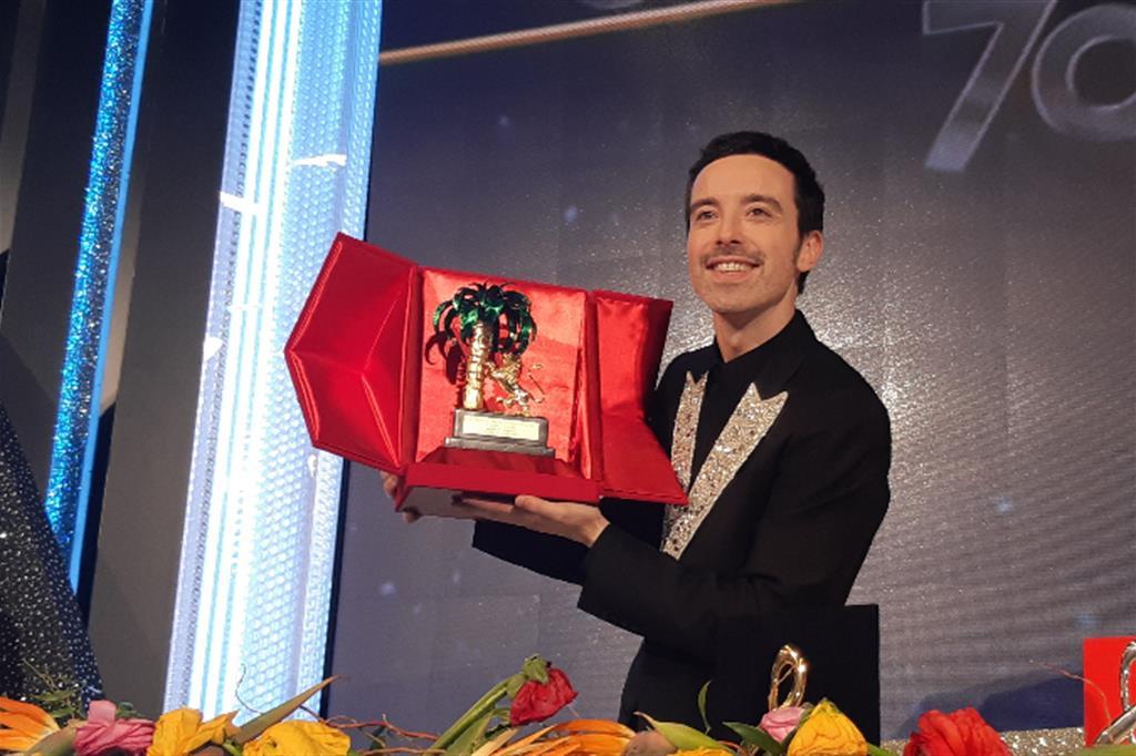 Diodato vince il 70° Festival di Sanremo: dedico la vittoria alla mia Taranto