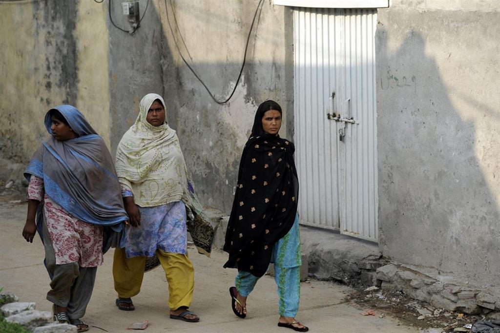 Donne in Pakistan