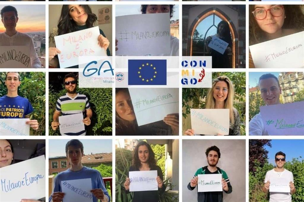 """""""Noi crediamo - dicono i Giovani delle Acli - che, ora più che mai, sia essenziale riportare al centro dei dibattiti l'importanza dell'Europa e dell'Unione che lega le nostre piccole nazioni"""" -"""