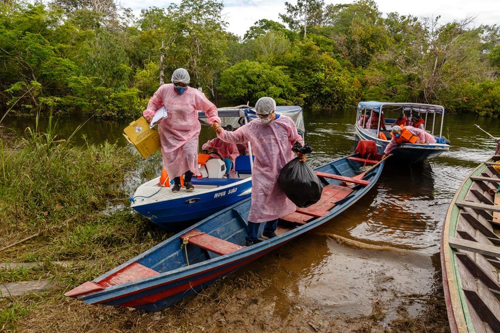 In Amazzonia, dove la pandemia uccide in silenzio