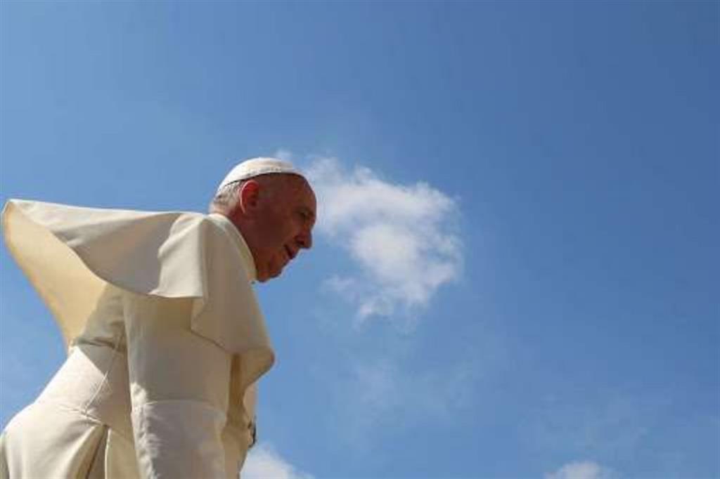 Il Papa: dalla crisi impariamo nuovi modi di vivere
