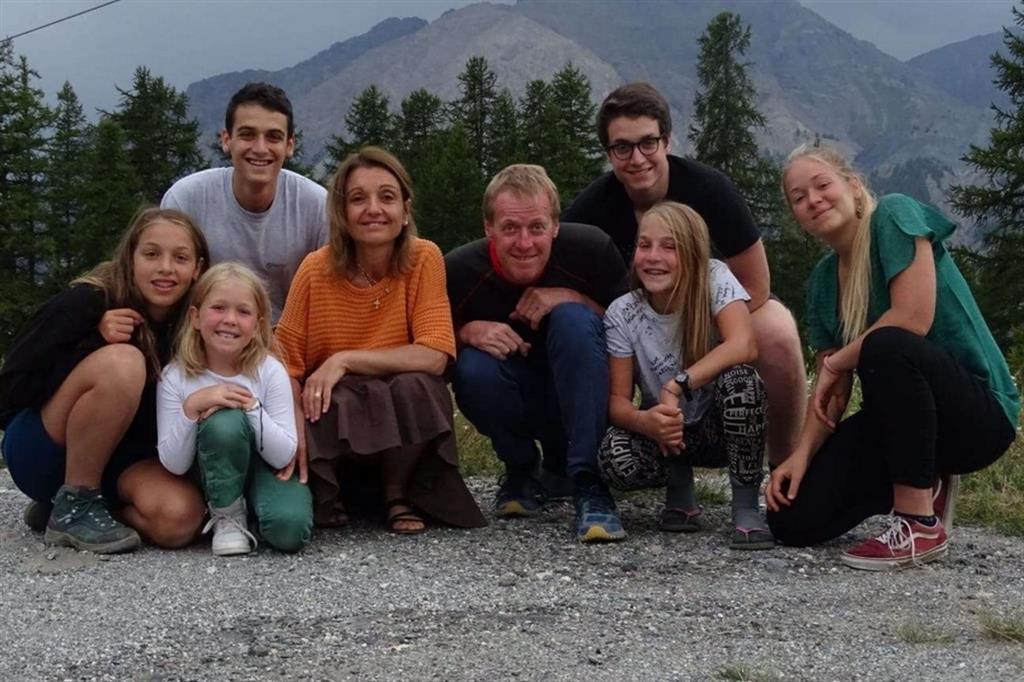 La famiglia Mengoli - .