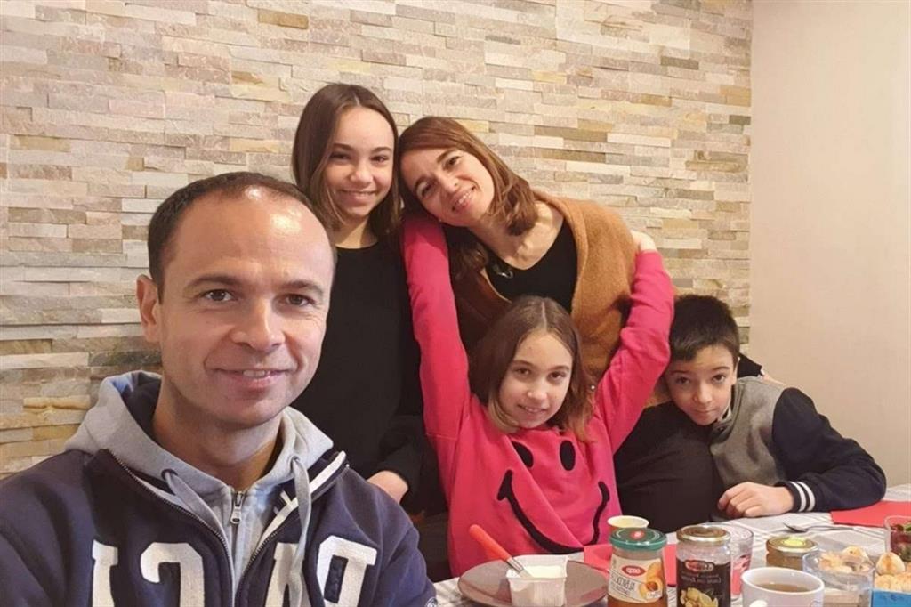 La famiglia De Costanzo - .