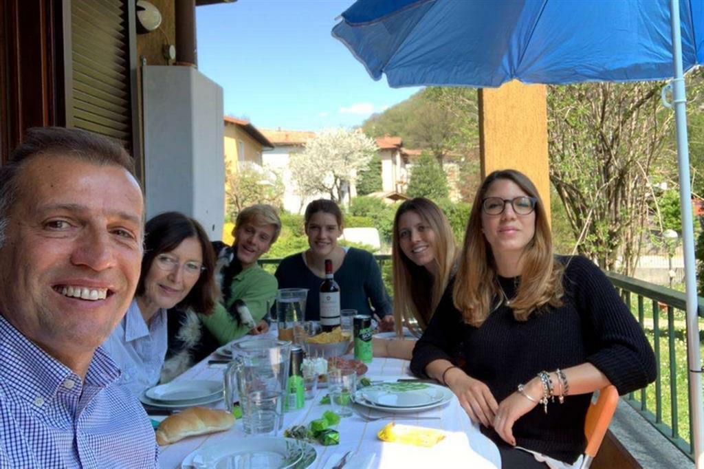La famiglia Telmon di Milano - .