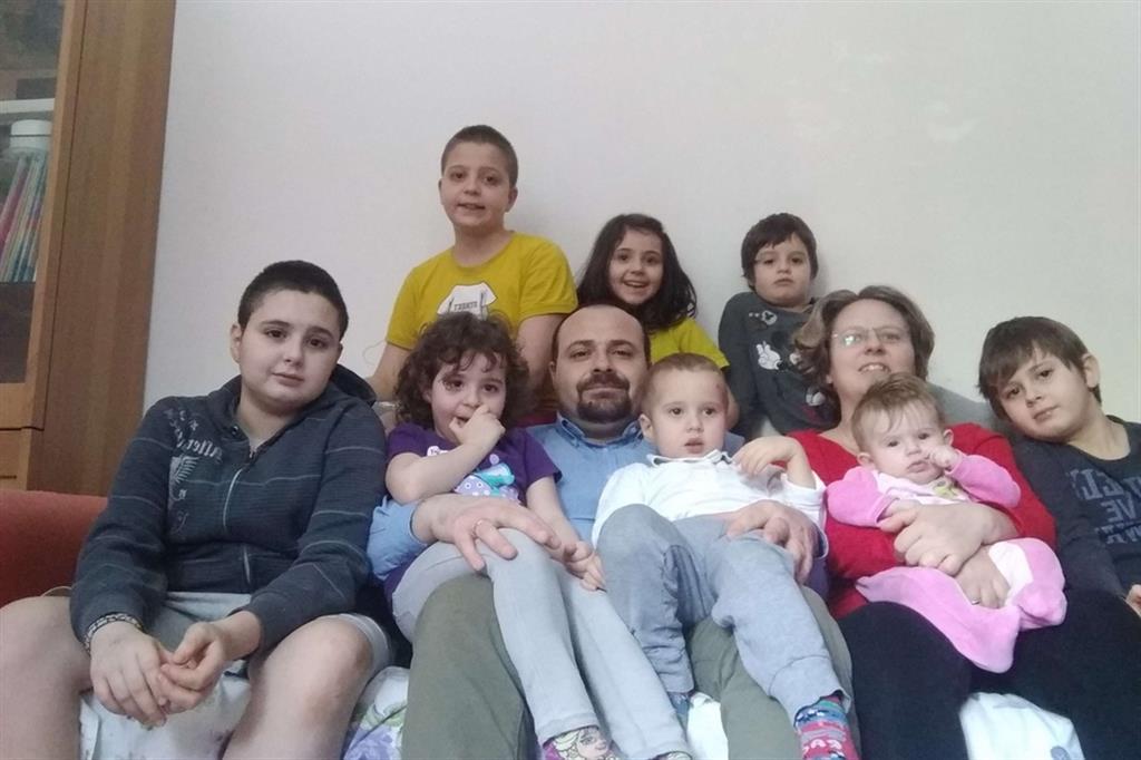 La famiglia Vitiello - .