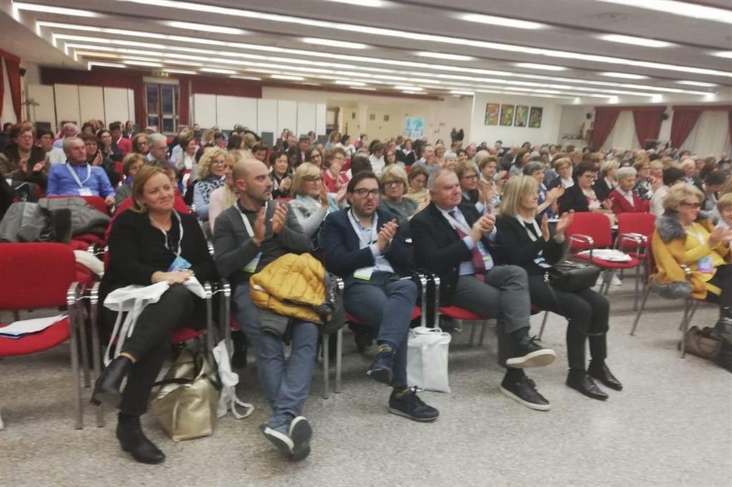 Boom di partecipazioni giovanili al meeting virtuale, il primo dopo la scomparsa del fondatore Carlo Casini In 40 anni sono state assistite 770mila donne
