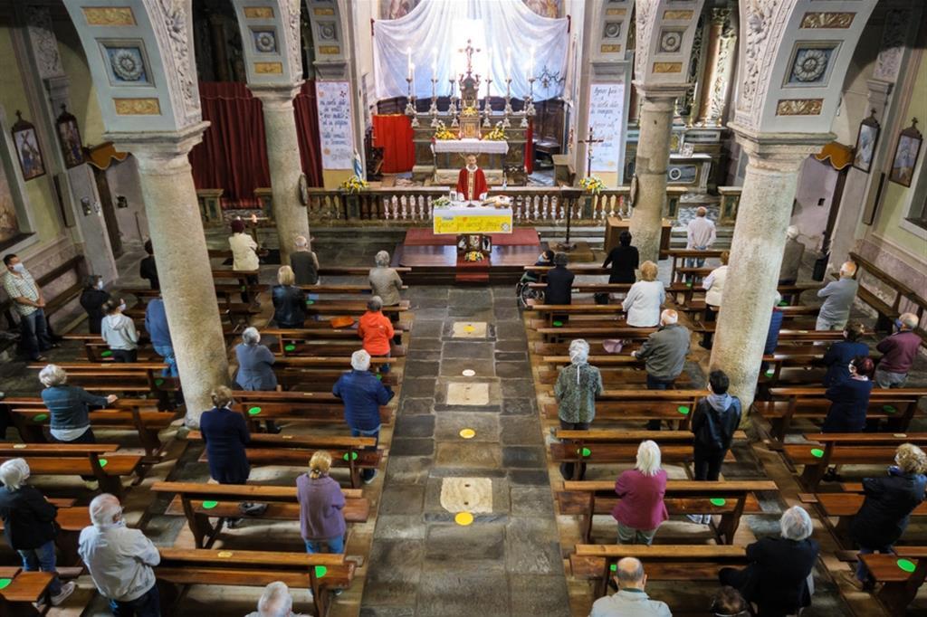 Le Messe in diretta tv e social di domenica 12 luglio