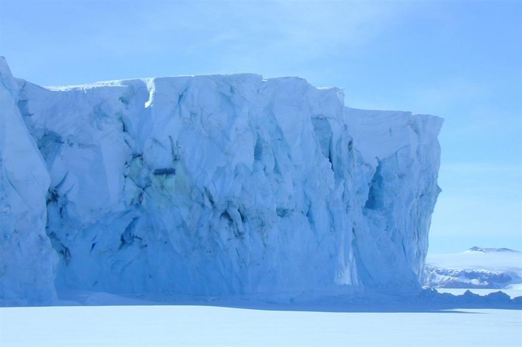 Con un innalzamento di 10 gradi sparirebbero definitivamente i ghiacci dell'Antartide