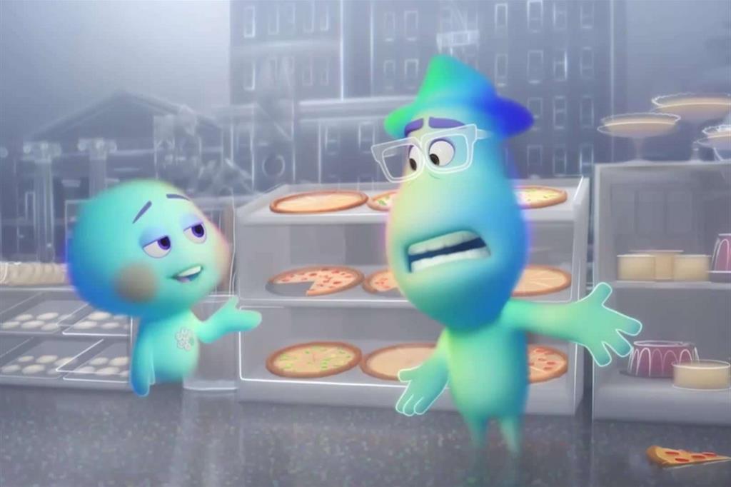 """Un'immagine di """"Soul"""", ultimo film uscito dalla Disney-Pixar"""