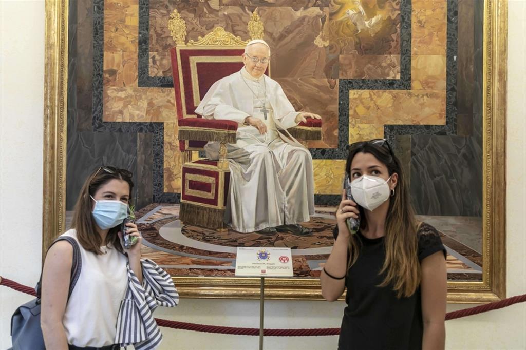 Riaperte le Ville pontificie, invitati 140 medici e infermieri