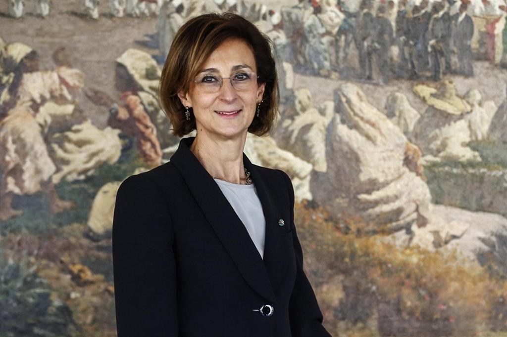 Marta Cartabia, presidente emerita della Corte costituzionale