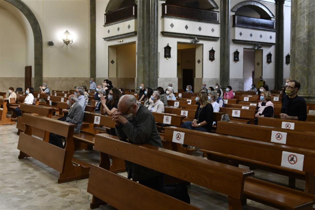 Le Messe in diretta tv e social di domenica 22 novembre