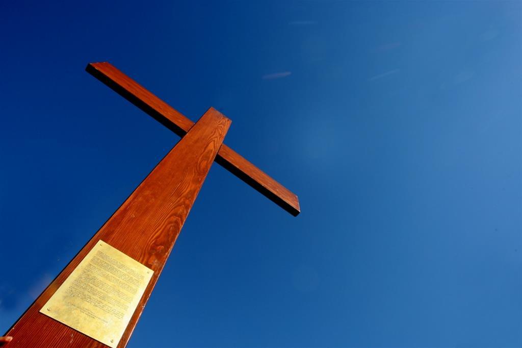 La storica Croce della Giornata mondiale della gioventù