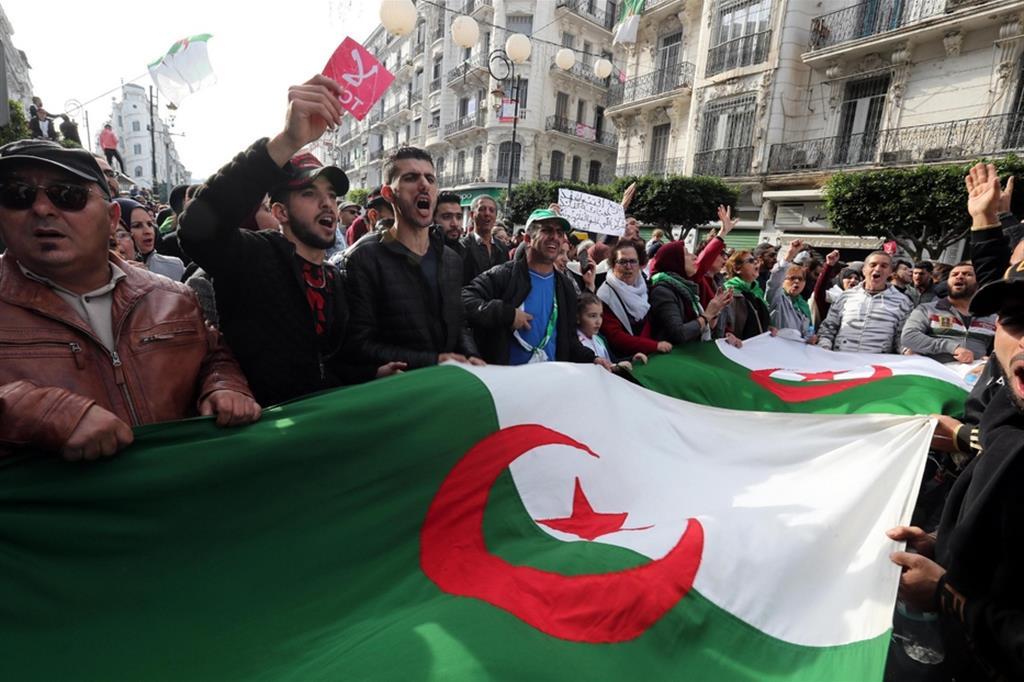 In Algeria, nonostante la repressione, sono riprese le proteste dello scorso anno