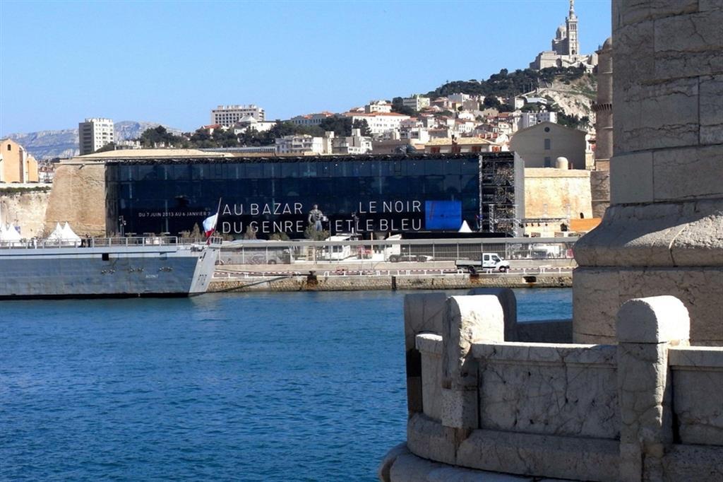 A Marsiglia il MuCem, il primo museo al mondo dedicato alle culture dell'Europa e del Mediterraneo
