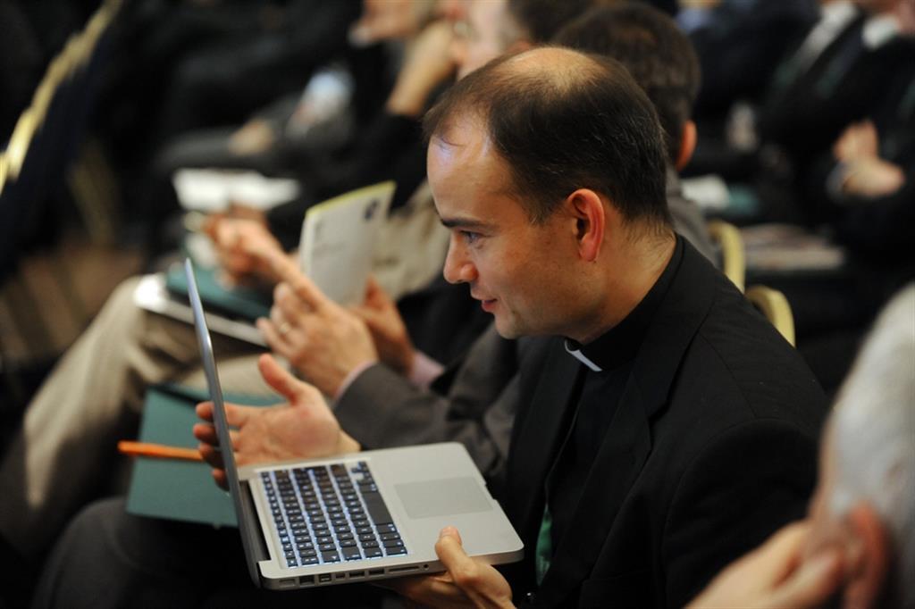 "Una parrocchia su due ""usa"" i social. La svolta? La pandemia"