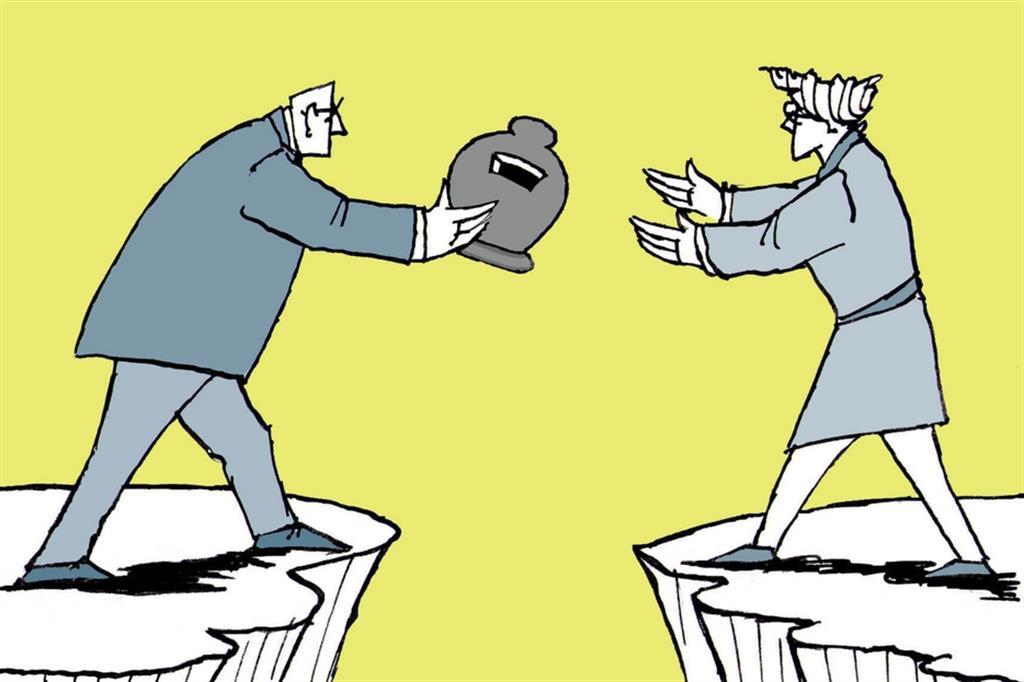 Giraud e Sarr: una rivoluzione copernicana per l'economia giusta