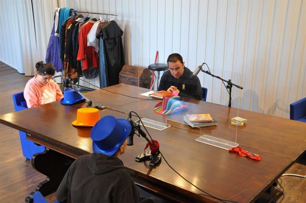 ColoRadio, la web radio dell'Istituto Serafico di Assisi