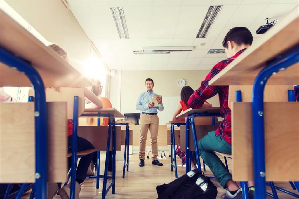 L'educazione è la paternità di ogni insegnante (e adulto)