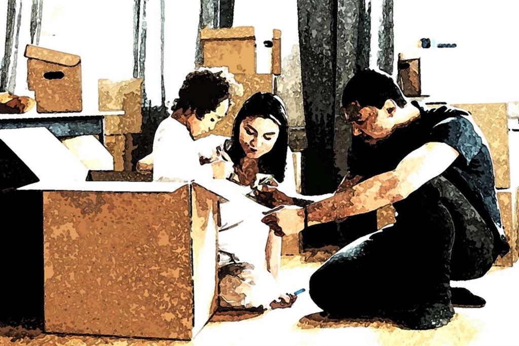 «Educare i figli alla fede? Siate genitori credibili»