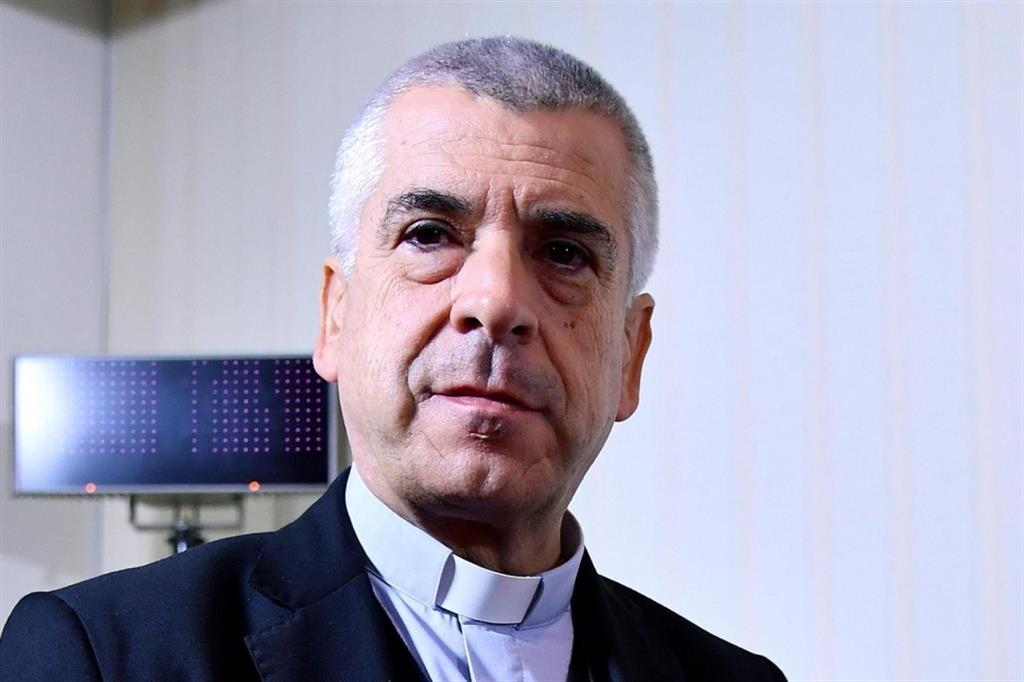 Il direttore di Caritas Italiana, don Francesco Soddu