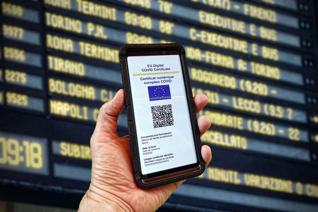 Certificato verde in digitale: come accedervi, dove trovarlo