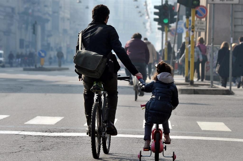 «Il buon padre non è perfetto ma c'è, nutre e sa sparire»