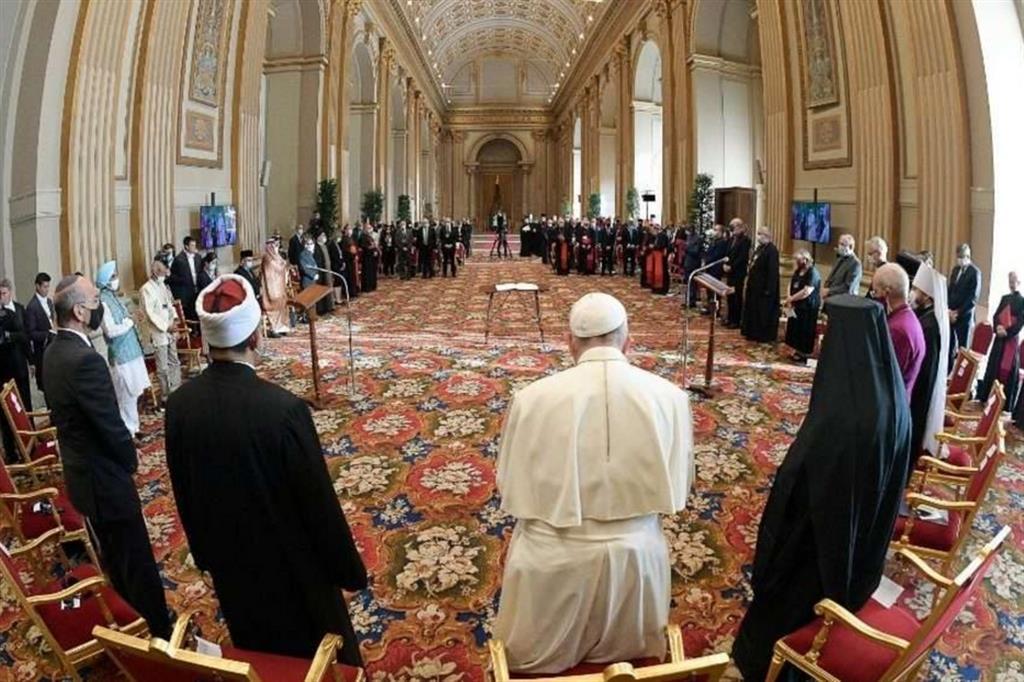 Il Papa: «Crisi ecologica senza precedenti, urgono risposte efficaci»