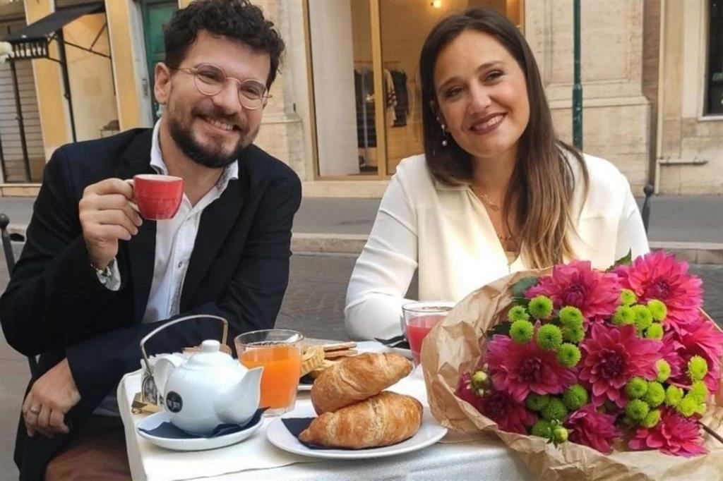 Giacomo Avanzi e Antonella Ventre