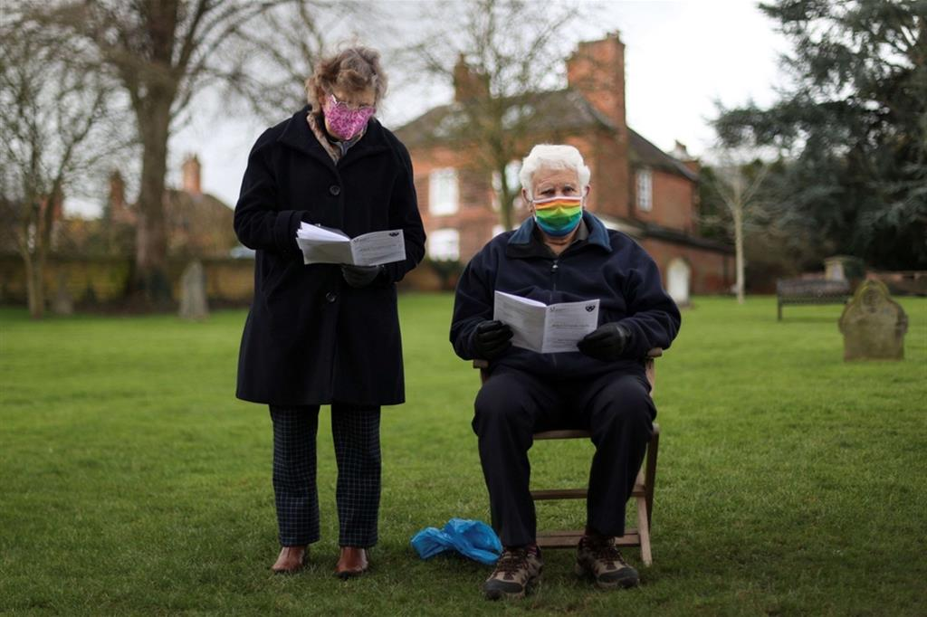 Nottinghamshire, Gran Bretagna - Reuters