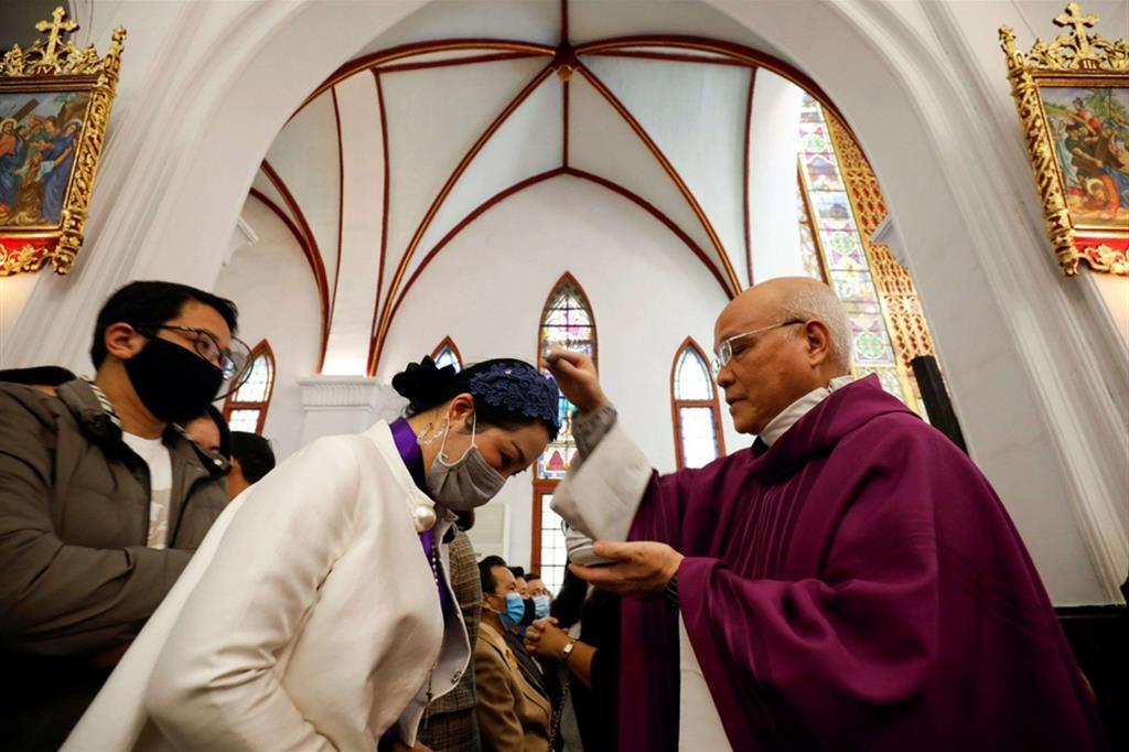 Cattedrale di San Giuseppe, Hanoi, Vietnam - Reuters