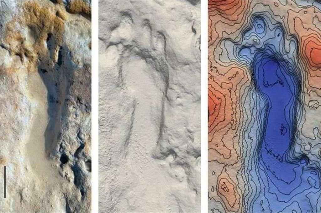 Le impronte dei Neanderthal trovate in Spagna