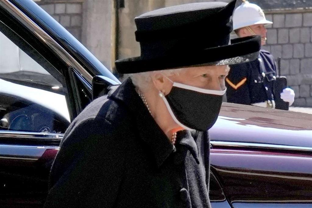 La regina Elisabetta - Reuters
