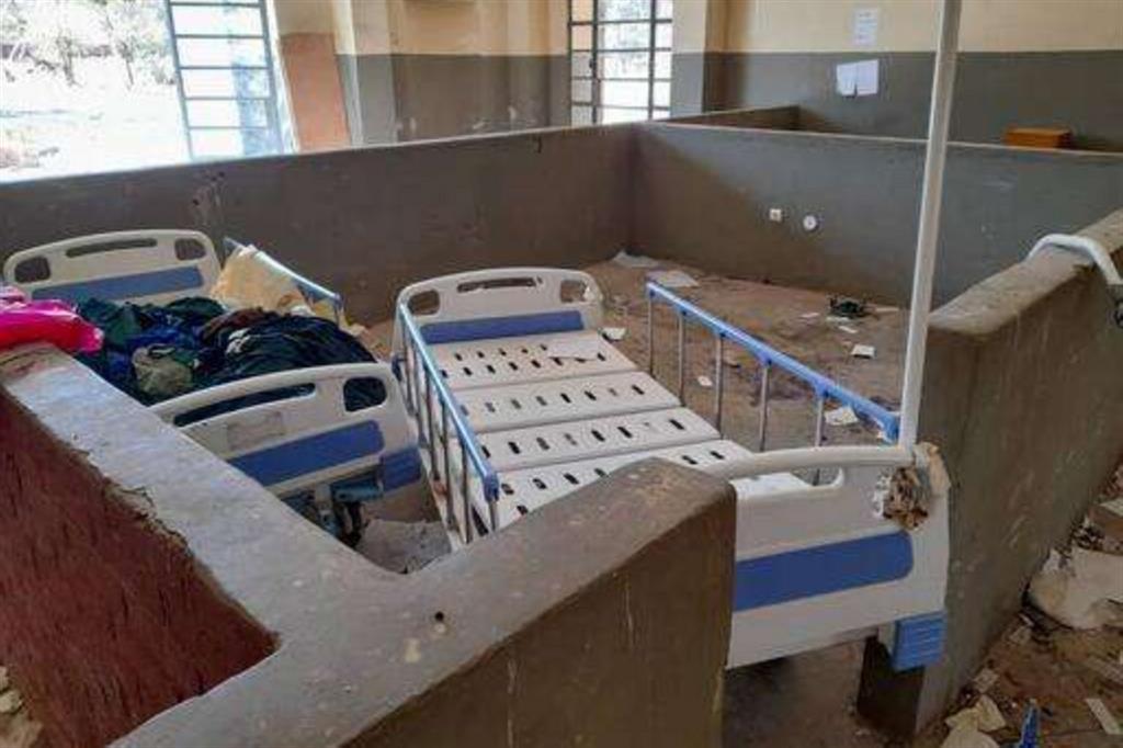 L'ospedale di Selekleka - Msf