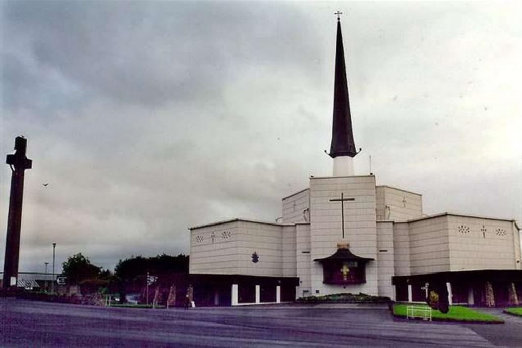 Il santuario irlandese di Nostra Signora di Knock