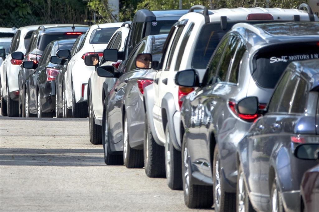 Air, taxe, chiffre d'affaires: avec la voiture en 2020, ils ont tout perdu