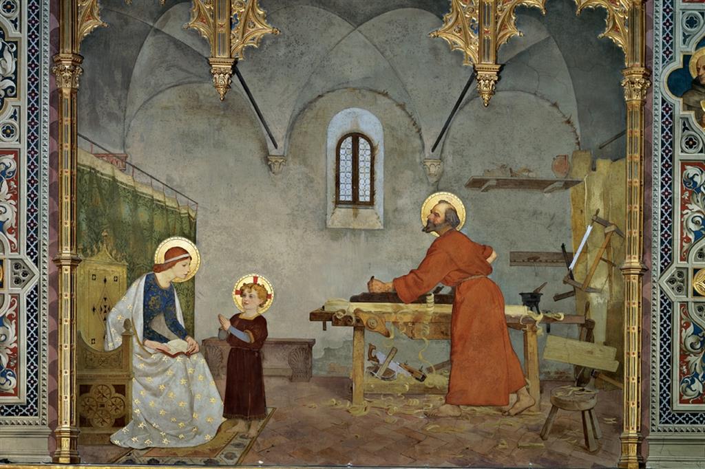 Il 19 marzo al via l'Anno della famiglia. «Uniti da San Giuseppe»